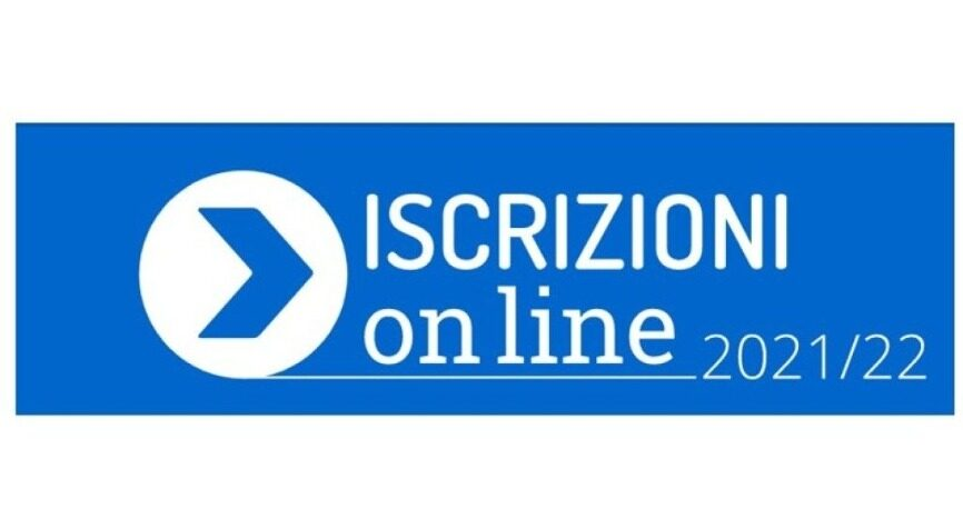 Iscrizioni on line 2021-2022