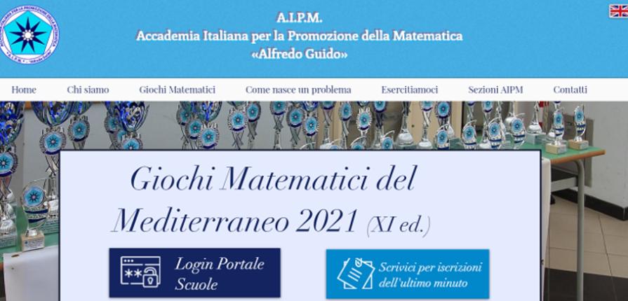 Giochi matematici del Mediterraneo