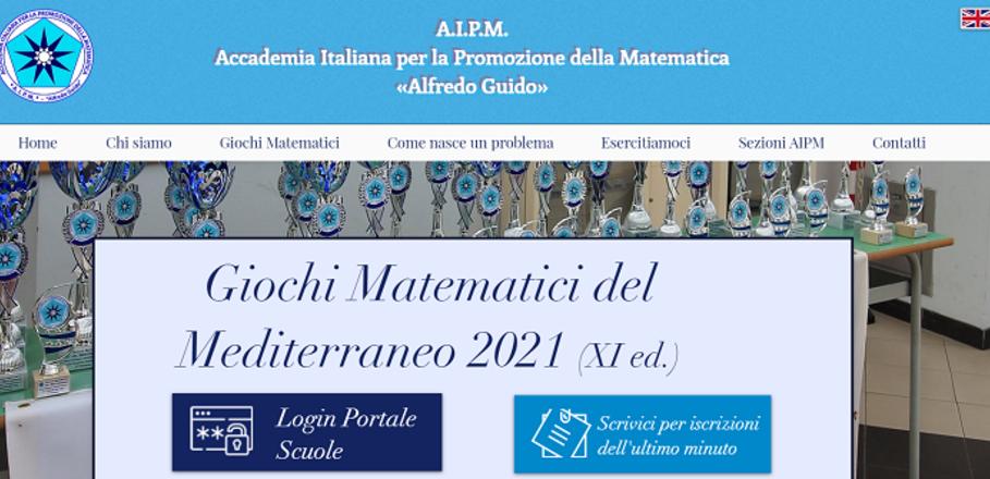 """""""Giochi matematici del Mediterraneo"""""""